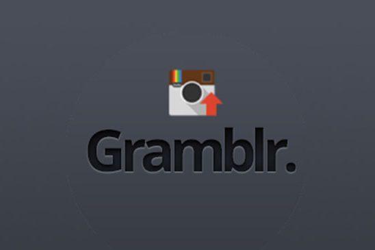 Trick อัพภาพขึ้น Instagram ง่ายๆ ด้วย Gramblr